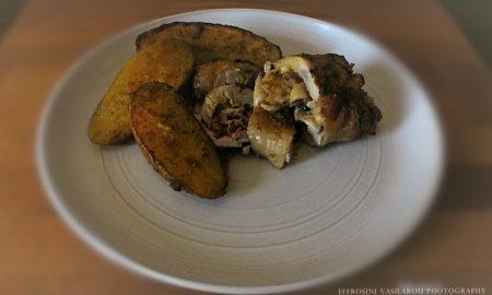 Chickenroll…ή κοτοπουλορολάκι