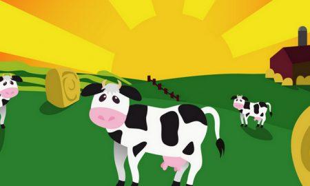 Αφού η αγελάδα τρώει πράσινο χορτάρι, γιατί το γάλα της είναι άσπρο;