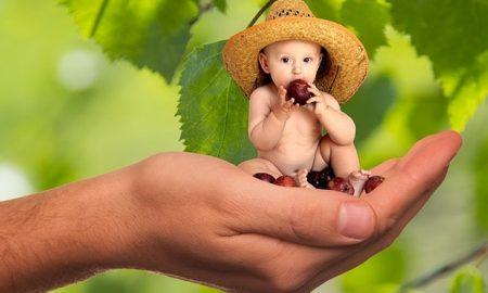 Διατροφή παιδιού σε ανάπτυξη