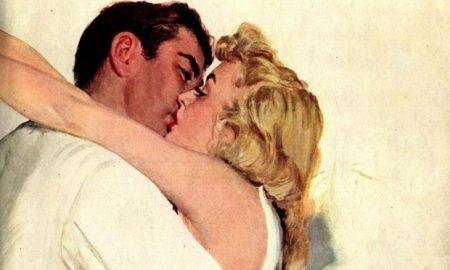 Το πρώτο ερωτικό φιλί