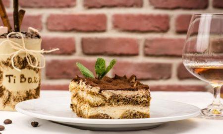 Μυρωδάτη τούρτα Cappuccino