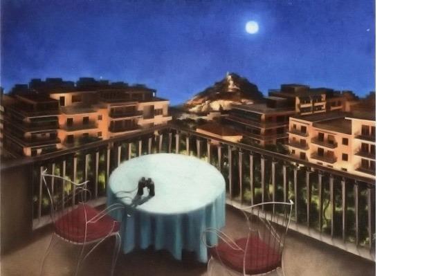 Λίγες οι νύχτες με φεγγάρι που μ' αρέσουν, Σεφέρης