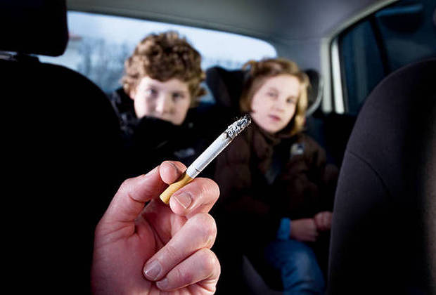 Παθητικό κάπνισμα και υγεία των παιδιών