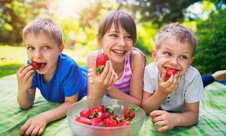 Η σημασία της ισορροπημένης διατροφής στα παιδιά