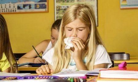 Λοιμώξεις στο σχολείο και πώς να τις αποφύγουμε