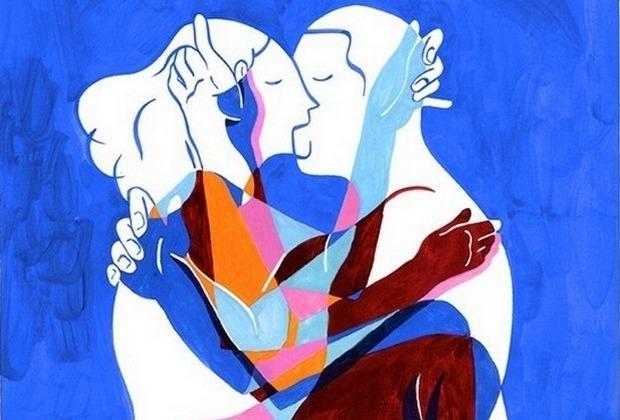 Οι έρωτες είναι ιεροί, από τη Μάρω Βαμβουνάκη