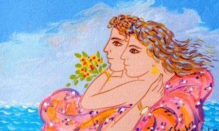Ερωτικό ραντεβού, από τον Φρέντυ Γερμανό