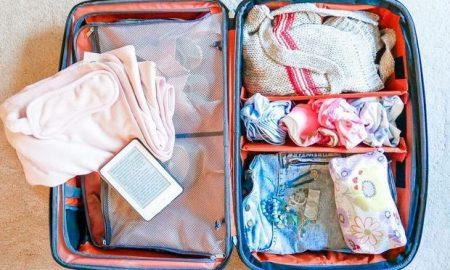 Πως να ετοιμάσετε εύκολα και γρήγορα τη βαλίτσα σας για ταξίδι!