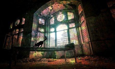Στο  ερειπωμένο  σπίτι… του Αριστομένη Λαγουβάρδου